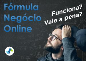 Formula Negocio Online Funciona FNO Vale a Pena